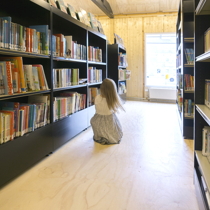 Tijdelijke Bibliotheek